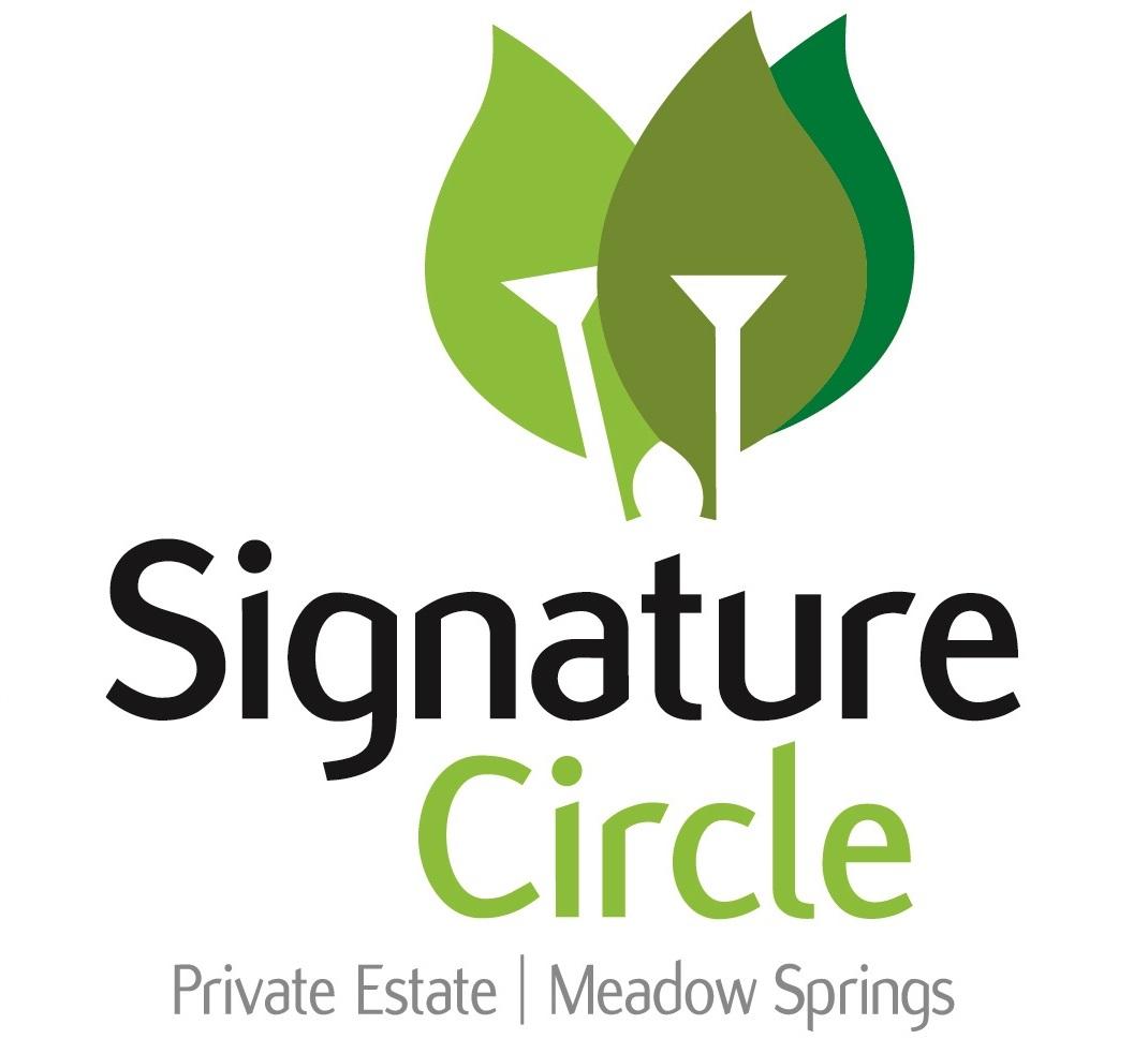 Signature Circle